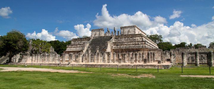 Temple Aztèques