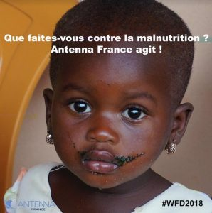 Spiruline contre la malnutrition Antenna France